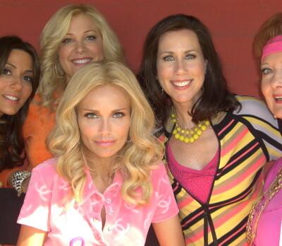 GCB with Jennifer Aspen, Kristin Chenoweth, Marisol Nichols, & Miriam Shor
