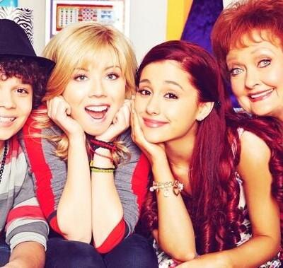 SAM & CAT with Cameron Ocasio, Jennette McCurdy & Ariana Grande