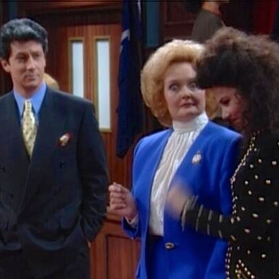 The Nanny with Charles Schaunessy