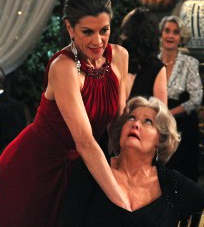 Wende Malick in Hot in Cleveland